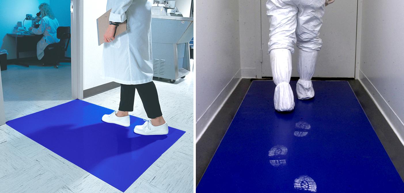 tacky mats contamination asia singapore control p cleanroom
